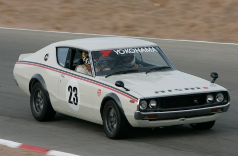 1977_Nissan_Skyline_2000_GT_X_C110__US_Legal_GT_R_Style_For_Sale_Track_1