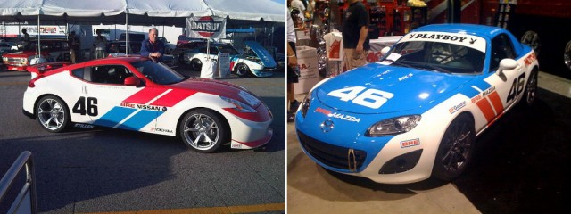 BRE Nissan 370Z vs Mazda MX-5