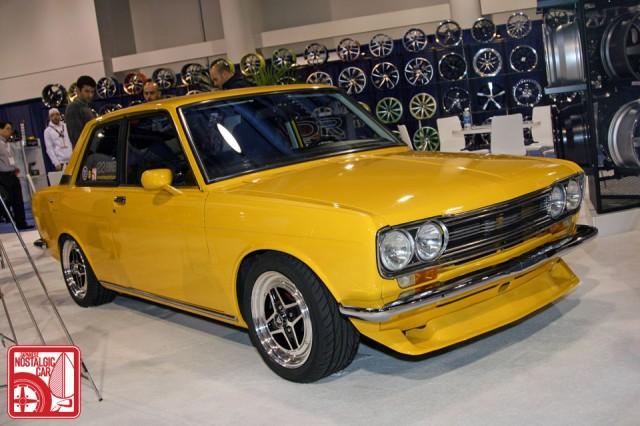 SEMA2011-00_Datsun510_NissanBluebird_Enkei