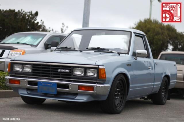 060-BH7325_Nissan-Datsun 720 pickup