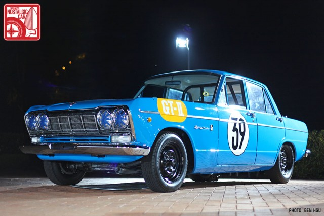 0086-8203_Nissan 1964 Prince Skyline 2000GT S54