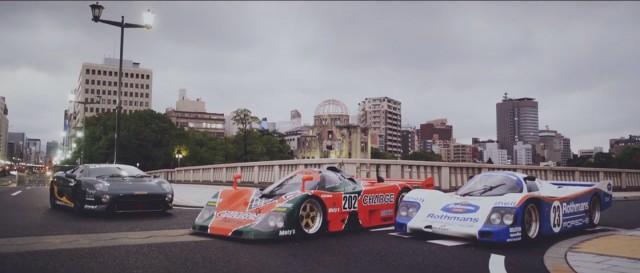 Le Mans Cars Japan