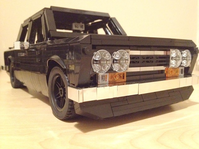 Lego Datsun 510