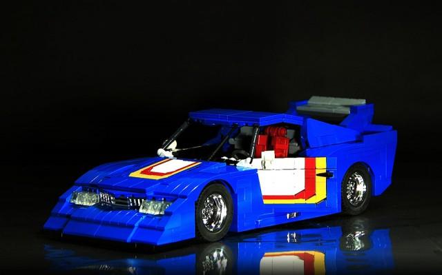 Lego Toyota Celica LB Group 5
