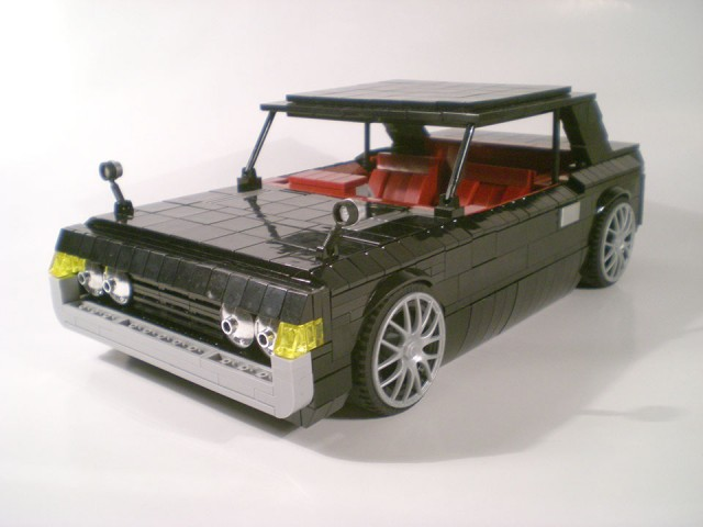 Lego Toyota Celica TA22 1