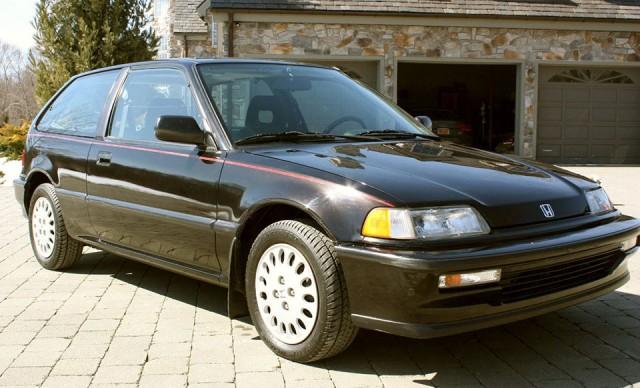 1990 Honda Civic Si 11