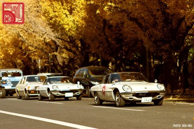 20131130-008_MeijiJingu_Mazda Cosmo Sport 110S