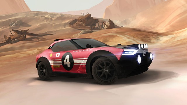 Nissan IDx Safari 2