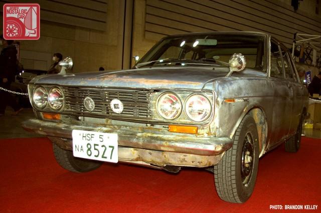 216-BK4867_Nissan Bluebird 510