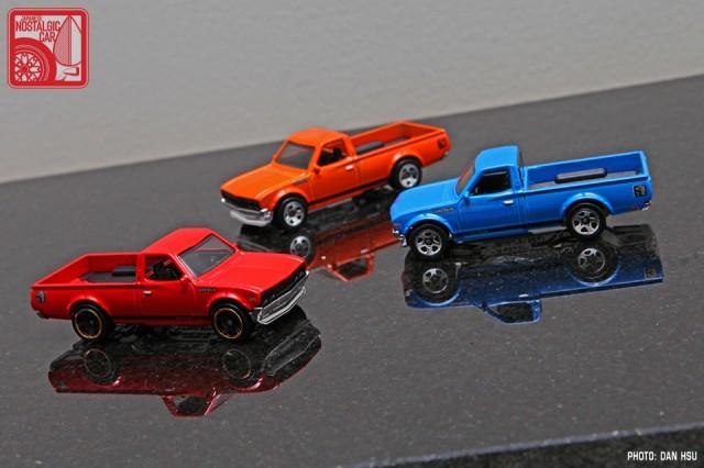 Hot Wheels Datsun 620 JNC