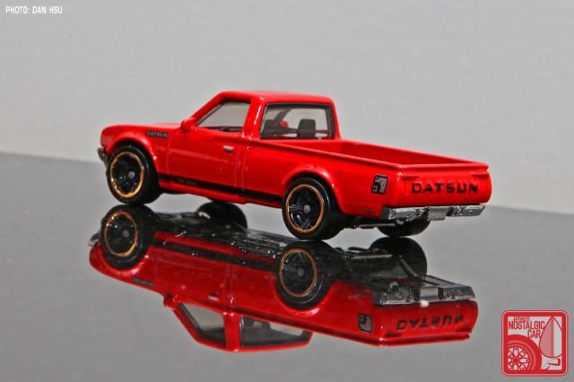 Hot Wheels Datsun 620 red JNC 02