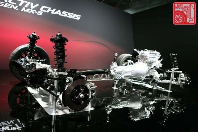 Mazda MX5 Miata ND chassis 01