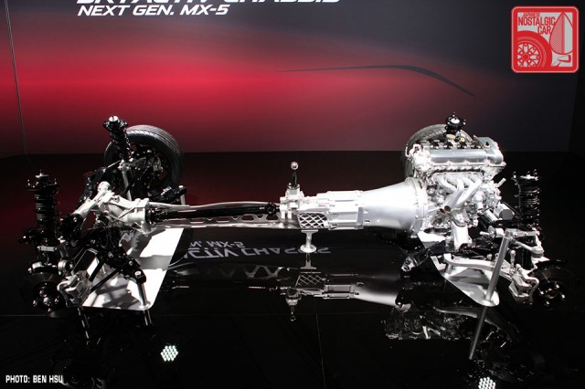 Mazda MX5 Miata ND chassis 12
