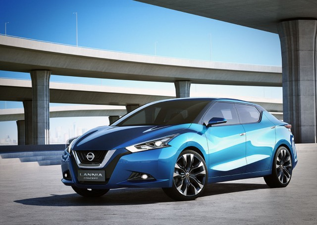 Nissan Lannia Bluebird 01