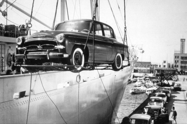1958 Toyota Toyopet Crown