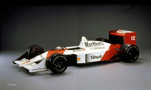 1988 McLaren MP4:4 Ayrton Senna