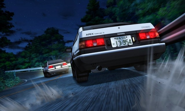 Initial D Final Stage 01