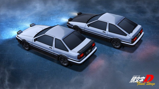 Initial D Final Stage 03
