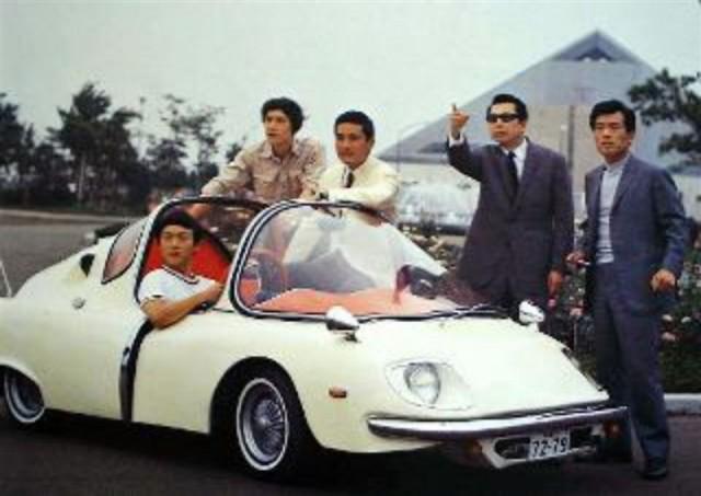 Operation Mystery Subaru Tortoise 13