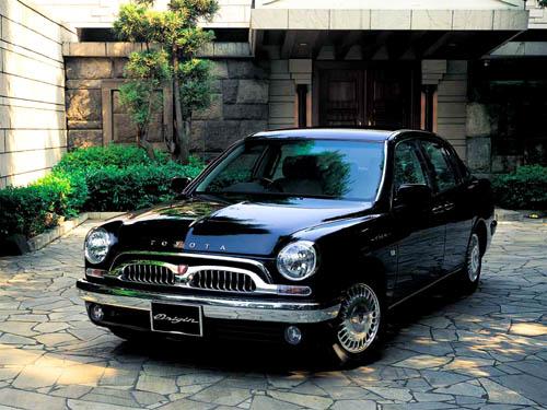 Toyota Origin 02