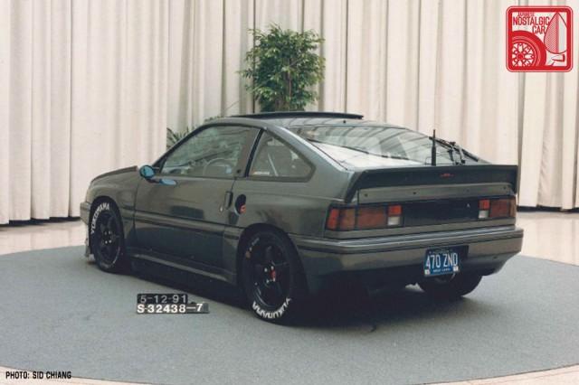 1986 Honda CRX Si Mugen 05