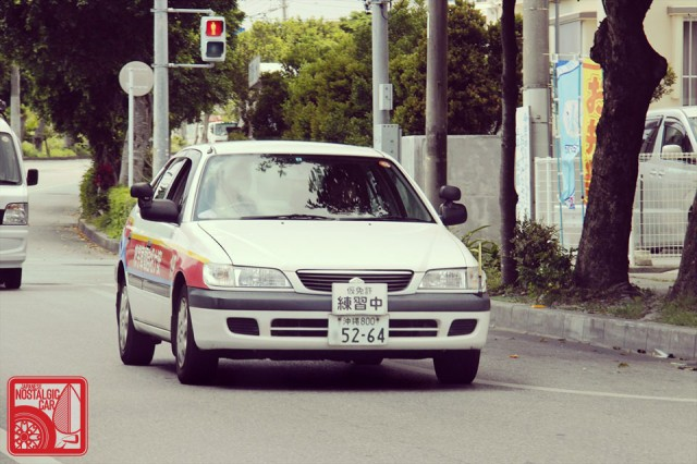 4153_Toyota Corona driving school
