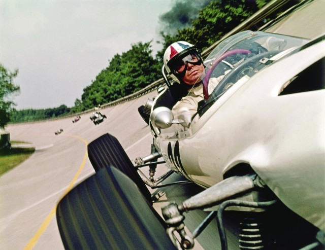 James Garner Grand Prix