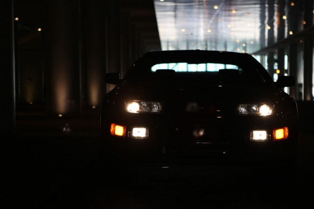 Nissan Z32 shadow