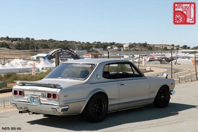 0901_KPGC10 Hakosuka NIssan Skyline GT-R Monterey Historics