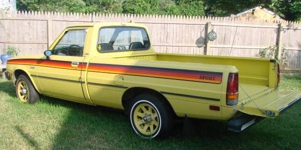 1980 Plymouth Arrow Sport Truck 01