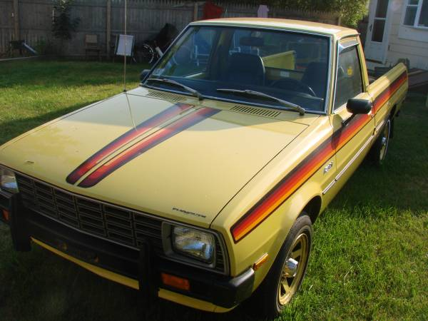 1980 Plymouth Arrow Sport Truck 02