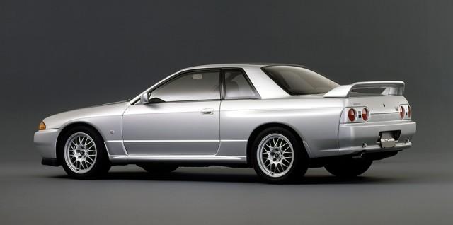 Nissan Skyline R32 GTR V-Spec