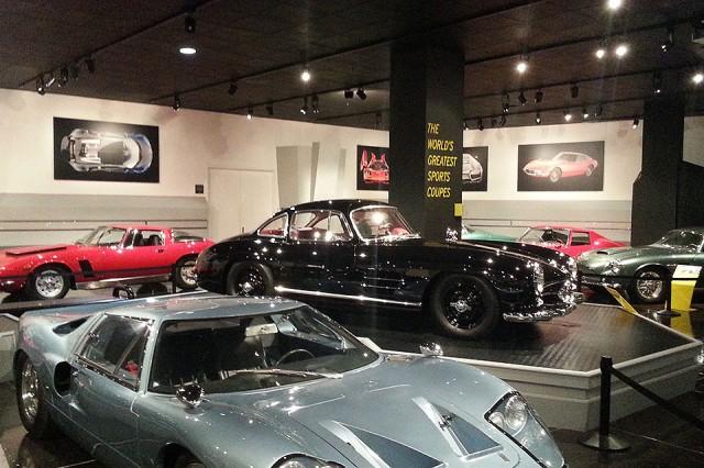 Petersen Museum Toyota 2000GT