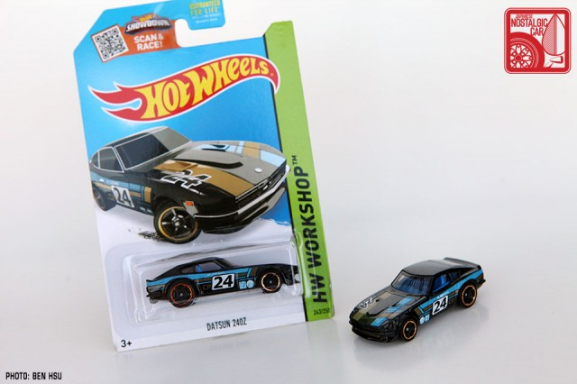 01_2015 Hot Wheels Datsun 240Z black