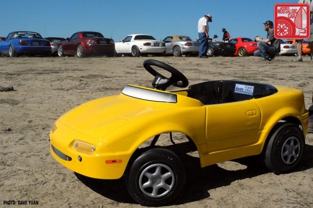 025DY_Mazda MX5 Miata pedal