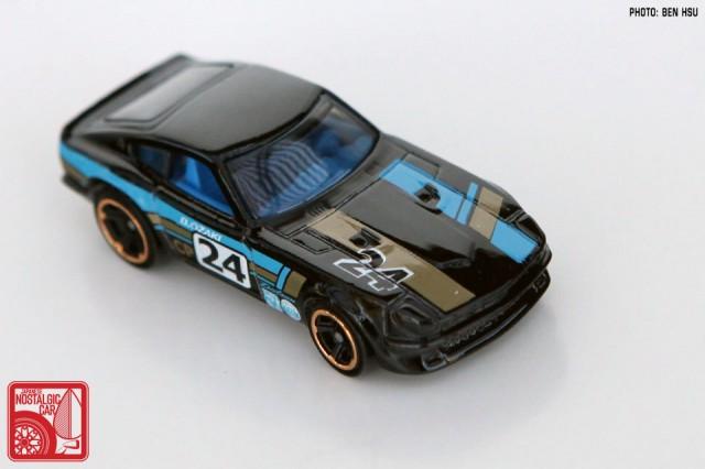 05_2015 Hot Wheels Datsun 240Z black