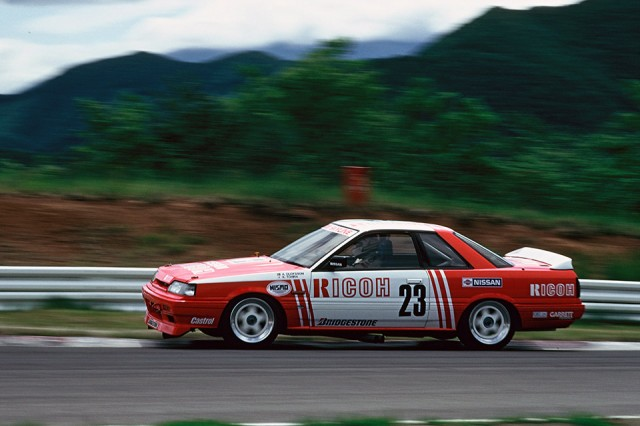 1988 Nissan R31 Skyline racing