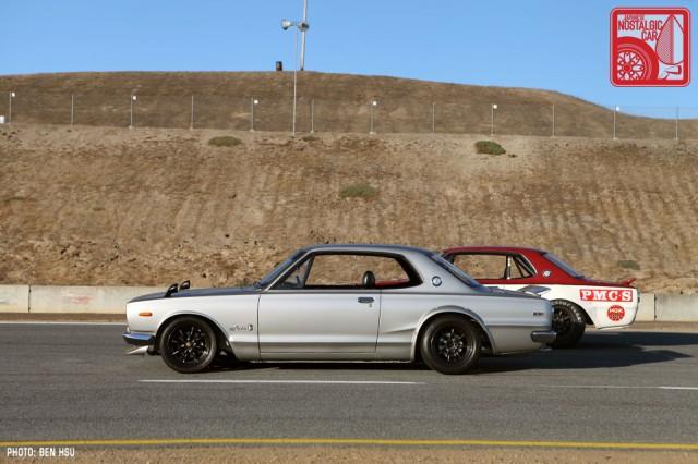 307_Nissan Skyline C10 hakosuka