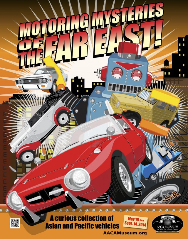 AACA Motoring Mysteries of the Far East