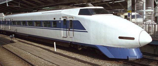 Shinkansen 100 Series