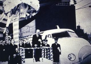 Shinkansen Bullet Train opening