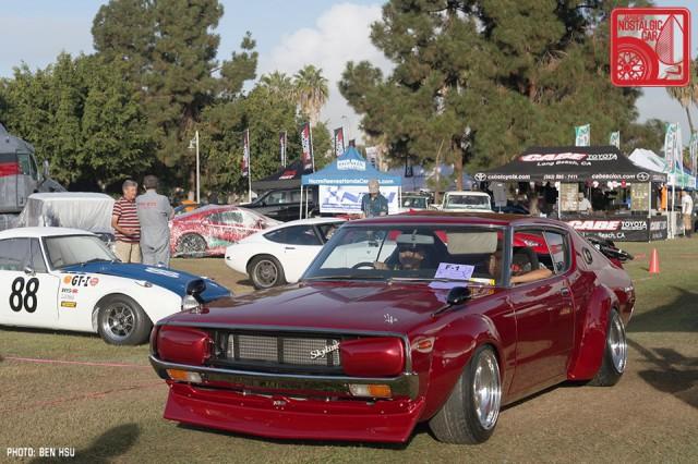 0083-BH2564_Nissan Skyline C110 bosozoku