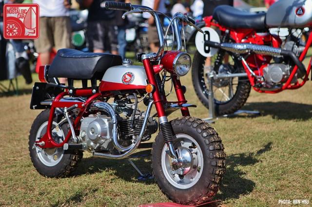 0304-BH2733_Honda Z50 Monkey