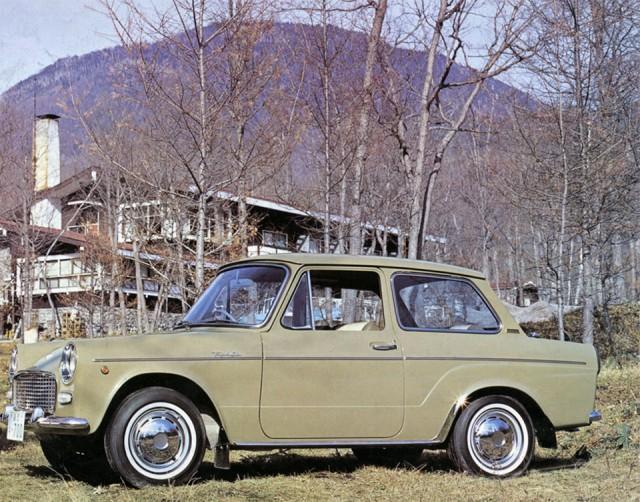 1966 Toyota Publica 700