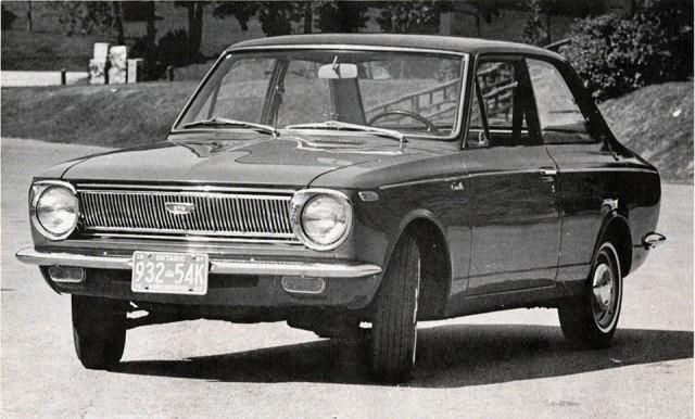 1967 Toyota Corolla KE10 Canada