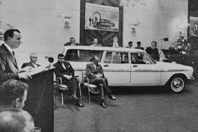 Toyota Canada 1964 50th Anniversary