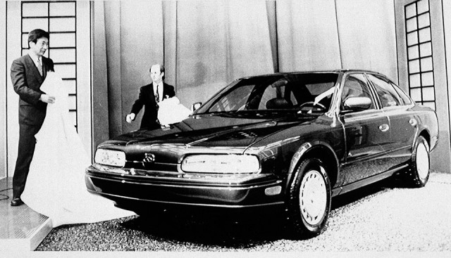 Infiniti Marks 25th Anniversary of Official Brand Announcement