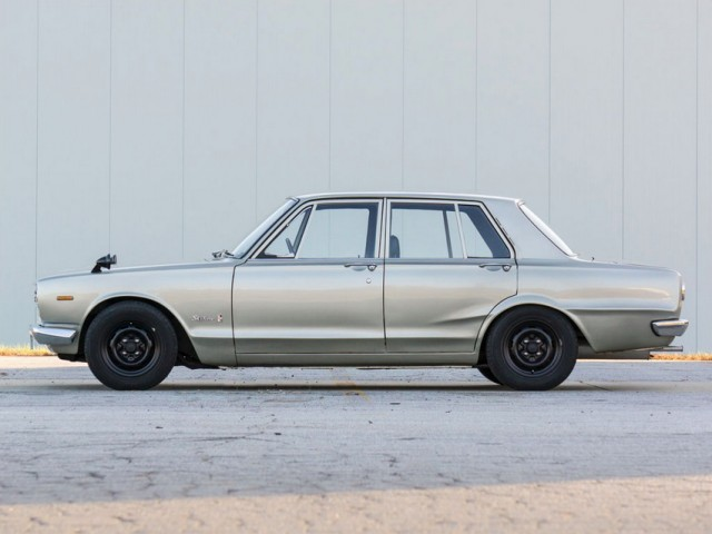 1970 Nissan Skyline GT-R sedan PGC10 03