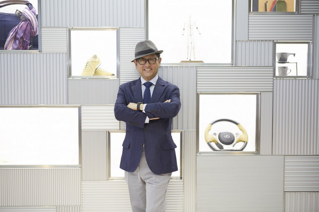 Akio Toyoda Best Dressed