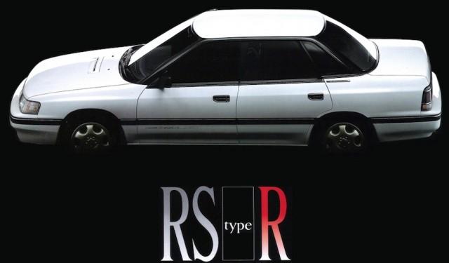 Subaru Legacy RS Type-R